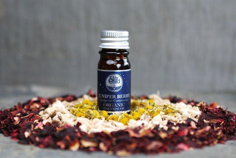 Ginepro olio essenziale Star Child