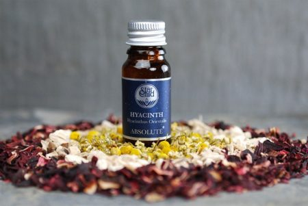 olio essenziale di giacinto