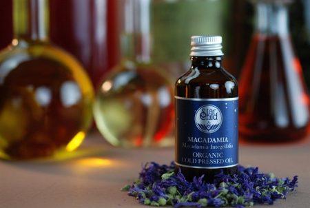 macadamia - olio per il corpo