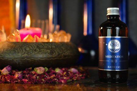 meditation - olio da bagno