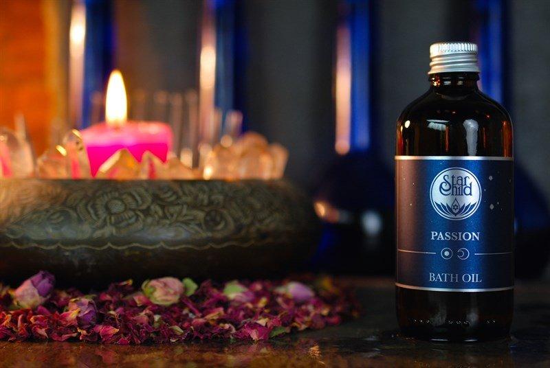 passion - olio per il corpo