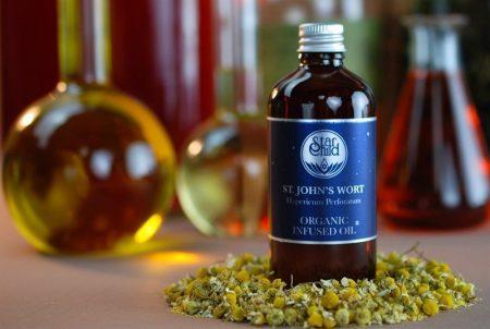 iperico - olio per il corpo