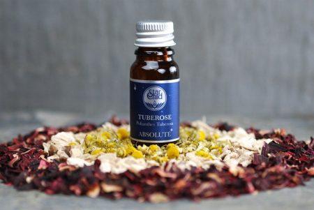 olio essenziale di tuberosa
