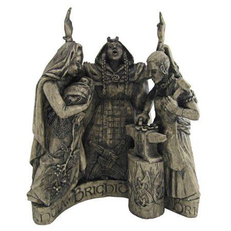 statua della dea brigid