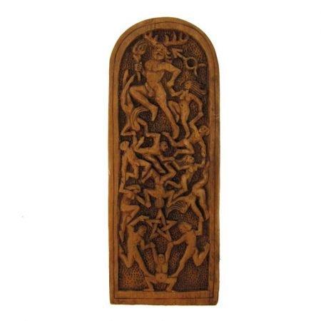 statua del cernunno danzante