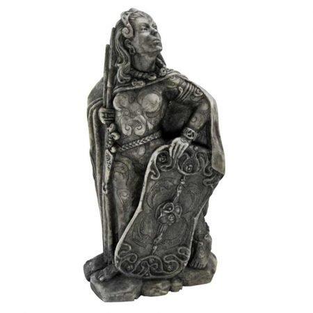 statua della Dea Morrigan