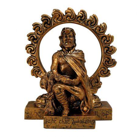 statua del dio lugh