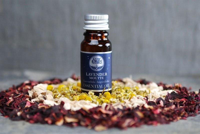 Lavender Moutte olio essenziale di Lavanda