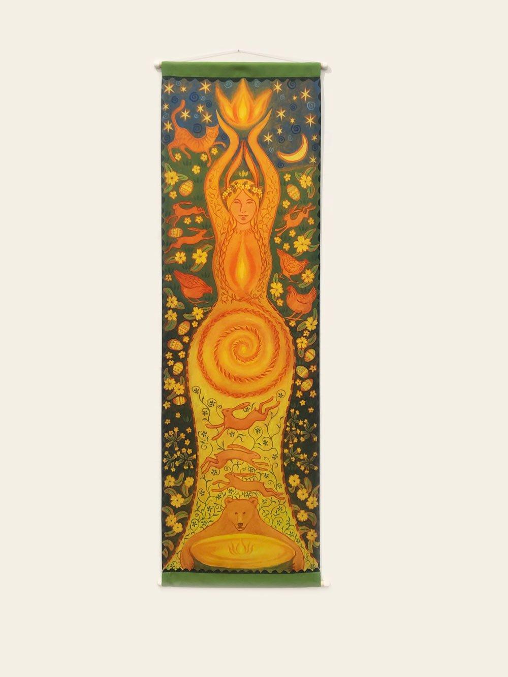 Fire Goddess - Dea del Fuoco