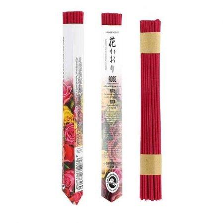 incenso giapponese alla Rosa