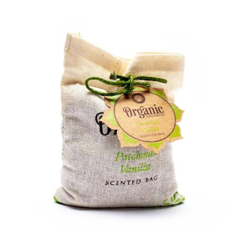 "Sacchetti profumati ""Organic Goodness"" | Vaniglia e Patchouli"
