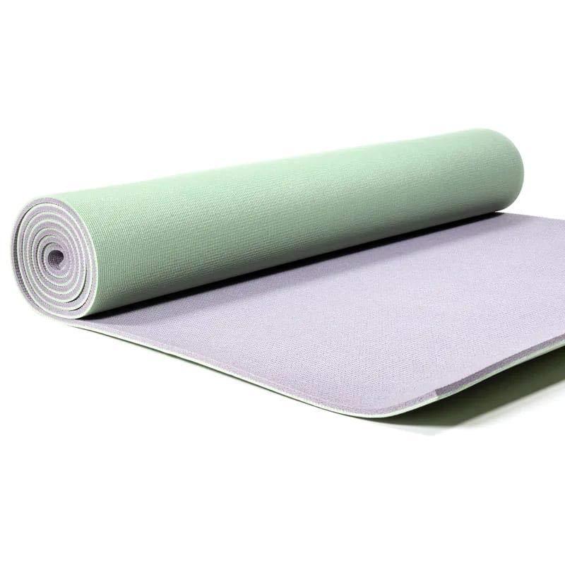 tappetino da yoga verde deluxe